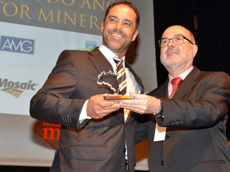 premio empresas do ano setor mineral