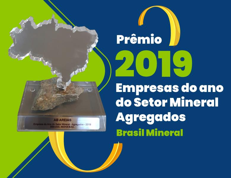 empresas do ano setor mineral